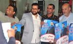 Người ném giày vào tổng thống Bush ứng cử quốc hội Iraq
