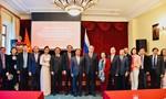 Đoàn lãnh đạo TP.HCM dâng hương Chủ tịch Hồ Chí Minh tại Nga