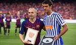 Kết thúc La Liga: Barcelona bỏ xa các đội còn lại