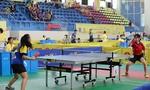136 VĐV dự giải bóng bàn toàn quốc Báo Nhân Dân