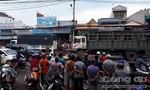 Xe máy đối đầu xe tải, một người tử vong tại chỗ