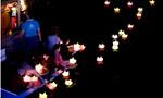 """""""Dòng sông hoa đăng"""" ở  Sài Gòn mừng đại lễ Phật đản"""