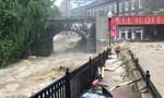 Lũ quét khiến bang Maryland, Mỹ chìm trong biển nước