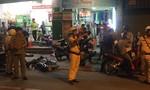 Hai thanh niên bị đâm khi đuổi bắt cướp ở Sài Gòn