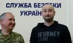 Nhà báo Nga 'chết đi sống lại' và hai luồng dư luận