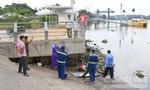 Bảo vệ dân phố tử vong khi tắm sông