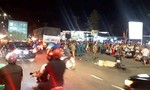 Thanh niên tử vong tại chỗ sau va chạm xe tải