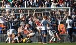 Thua West Brom, Tottenham tự làm khó trong cuộc đua top 4