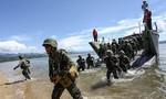 """8.000 binh sĩ Mỹ và Philippines tập trận """"Vai kề vai"""""""