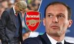 Rộ tin Arsenal lên kế hoạch đàm phán với Allegri