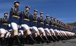 Mãn nhãn clip Nga duyệt binh mừng ngày Chiến thắng