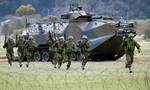 Quân đội Nhật lần đầu diễn tập từ sau Thế chiến II