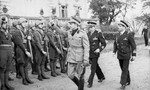 Ngày này 78 năm trước: Ý tuyên chiến với Pháp và Anh