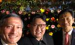 Trước thềm thượng đỉnh, ông Kim Jong Un dạo phố đêm ở Singapore