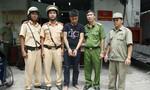 CSGT bắt thanh niên cướp giật điện thoại