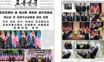 Truyền thông Triều Tiên nhiệt liệt tán dương cuộc gặp Trump - Kim