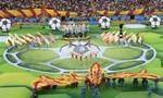 Ấn tượng lễ khai mạc World Cup 2018