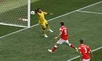 """Chủ nhà Nga """"hủy diệt"""" Saudi Arabia 5 - 0 trong trận khai mạc"""