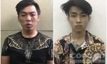 Hai tên cướp sa lưới đặc nhiệm ở trung tâm Sài Gòn