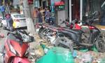 """Taxi """"làm loạn"""" ở Biên Hòa, nhiều xe hỏng nặng"""