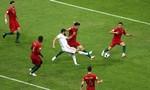 Ronaldo lập hattrick trận Bồ Đào Nha  - Tây Ban Nha