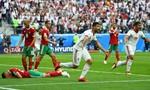 Clip trận Maroc 'biếu không' chiến thắng cho Iran