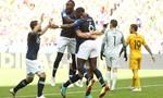 Pogba ghi bàn may mắn, Pháp thắng khó Úc