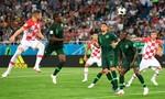 """Thua Croatia, """"đại bàng xanh"""" nguy cơ chia tay World Cup"""