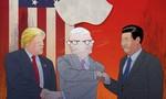 CEO của Apple đôn đáo dàn xếp căng thẳng thương mại Mỹ - Trung