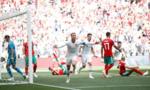 Clip trận Bồ Đào Nha thắng Maroc 1-0