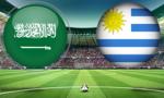 Uruguay – Saudi Arabia: Quá khó cho đại diện châu Á