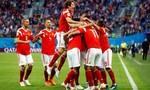 Clip trận đấu Nga - Ai Cập