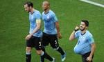 Clip trận đấu Uruguay - Saudi Arabia