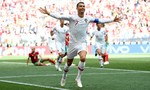 Ronaldo nổ súng mang về 3 điểm trong trận đấu Bồ Đào Nha nhiều lần hút chết