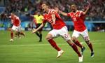 Thắng Ai Cập 3-1, Nga gần như chắc vé vào vòng trong