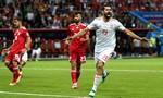 'Bò tót' vất vả thắng Iran, cục diện bảng B khó đoán