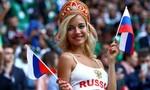 Nữ CĐV Nga nổi bật tại World Cup là diễn viên phim khiêu dâm