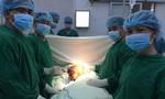 Bệnh viện 30 - 4: Bóc tách thành công khối bướu gần 4kg