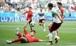 Mexico tiếp tục phô diễn sức mạnh, Hàn Quốc có siêu phẩm danh dự