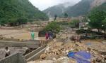 Lai Châu: mưa lũ làm 18 người chết và mất tích, thiệt hại nặng nề