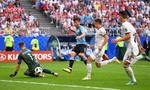 Clip  diễn biến trận Uruguay - Nga