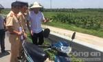 Hai thiếu nữ tử vong cạnh xe máy trong máu có chất kích thích