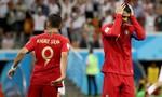 Ronaldo đá hỏng phạt đền, Bồ Đào Nha 'toát mồ hôi' vào vòng 1/8