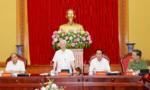 Hội nghị Ban Thường vụ Đảng ủy Công an Trung ương