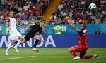 Clip diễn biến chính trận Iceland - Croatia