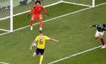 Clip trận Mexico thua Thụy Điển 0-3