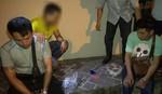 Hai sinh viên Lào giấu ma túy khắp xe khách chuyển vào Việt Nam