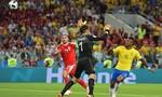Clip trận Brazil thắng Serbia 2-0