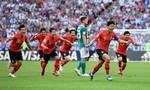 Cầu thủ Hàn Quốc tưởng mình lọt vào vòng 1/8