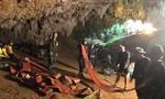 Thái Lan ráo riết tìm kiếm đội bóng mất tích trong hang động